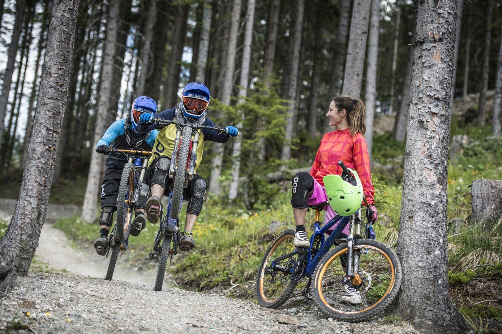 Fahrräder zum Ausborgen
